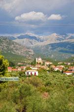 Village Kampos in Mani | Messenia Peloponnese | Greece   4 - Photo JustGreece.com
