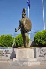 Leonidas of Sparta (Sparti) | Lakonia Peloponnese | 2 - Photo JustGreece.com