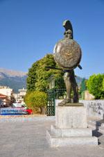 JustGreece.com Leonidas of Sparta (Sparti) | Lakonia Peloponnese | 5 - Foto van JustGreece.com