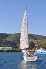 Sailing Poros Island | Saronic Gulf Islands | Greece  Photo 325 - Photo JustGreece.com