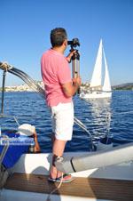 Sailing Poros Island   Saronic Gulf Islands   Greece  Photo 340 - Foto van JustGreece.com