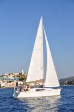 Sailing Poros Island | Saronic Gulf Islands | Greece  Photo 341 - Photo JustGreece.com