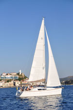 Sailing Poros Island | Saronic Gulf Islands | Greece  Photo 342 - Photo JustGreece.com