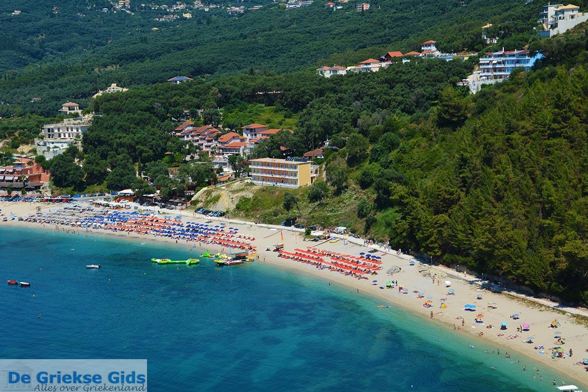 Parga Hotels On The Beach