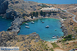 JustGreece.com Lindos Rhodes - Island of Rhodes Dodecanese - Photo 1001 - Foto van JustGreece.com