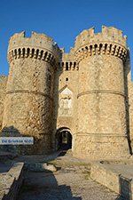 Rhodes town - Rhodes - Island of Rhodes Dodecanese - Photo 1289 - Foto van JustGreece.com