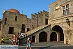 Rhodes town - Rhodes - Island of Rhodes Dodecanese - Photo 1378 - Photo JustGreece.com