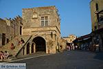 Rhodes town - Rhodes - Island of Rhodes Dodecanese - Photo 1392 - Photo JustGreece.com