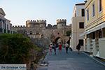 Rhodes town - Rhodes - Island of Rhodes Dodecanese - Photo 1406 - Foto van JustGreece.com