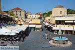 Rhodes town - Rhodes - Island of Rhodes Dodecanese - Photo 1730 - Photo JustGreece.com
