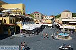 Rhodes town - Rhodes - Island of Rhodes Dodecanese - Photo 1735 - Photo JustGreece.com