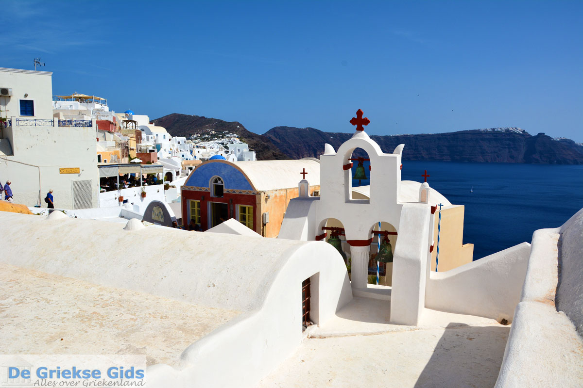 Greek Island Weather In August
