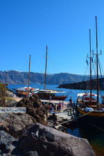 Palia and Nea Kameni Santorini | Cyclades Greece  | Photo 6 - Photo JustGreece.com