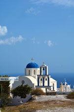 JustGreece.com Church near Kamari Santorini | Cyclades Greece  | Photo 84 - Foto van JustGreece.com
