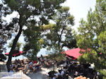 Terras Bourtzi Skiathos-stad - Photo JustGreece.com