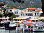 Kleurrijk Skiathos-stad - Photo JustGreece.com