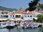 Kleurrijk Skiathos town Photo 2 - Photo JustGreece.com