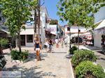 Shopping street Papadiamantis in Skiathos town Photo 2 - Photo JustGreece.com
