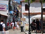 Shopping street Papadiamantis in Skiathos town Photo 3 - Photo JustGreece.com