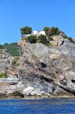 Agios Ioannis Kastri | Mamma Mia chappel Skopelos | Sporades Greece  6 - Foto van JustGreece.com