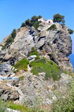 JustGreece.com Agios Ioannis Kastri | Mamma Mia chappel Skopelos | Sporades Greece  32 - Foto van JustGreece.com