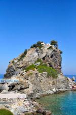Agios Ioannis Kastri | Mamma Mia chappel Skopelos | Sporades Greece  64 - Photo JustGreece.com
