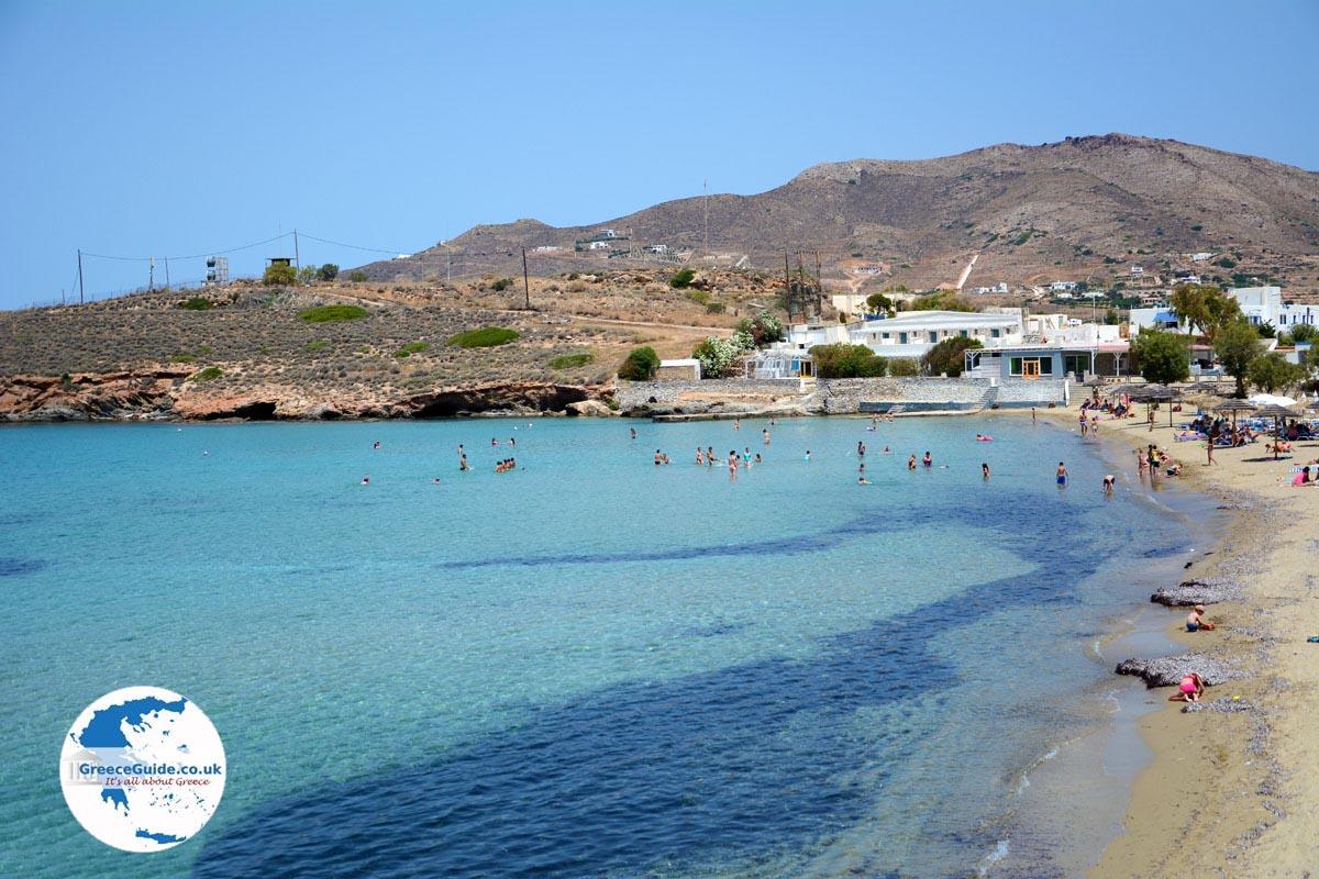 Posidonia Syros Holidays In Posidonia Greece