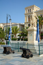 JustGreece.com Miaoulis Square Ermoupolis | Syros | Greece Photo 100 - Foto van JustGreece.com