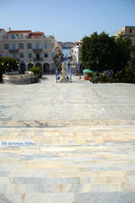 JustGreece.com Miaoulis-square Ermoupolis | Syros | Greece Photo 125 - Foto van JustGreece.com