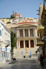 JustGreece.com Miaoulis-square Ermoupolis | Syros | Greece Photo 162 - Foto van JustGreece.com