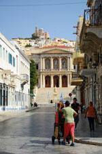 JustGreece.com Miaoulis-square Ermoupolis | Syros | Greece Photo 163 - Foto van JustGreece.com
