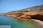 JustGreece.com beach Kokkina near Finikas | Syros | Greece  Photo 4 - Foto van JustGreece.com