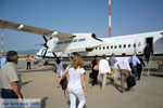 Small airplane Olympic Air | Athens-Syros Photo 3 - Photo JustGreece.com