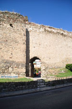 Byzantine walls and uptown Castle | Thessaloniki Macedonia | Greece  Photo 5 - Foto van JustGreece.com