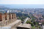 Byzantine walls and uptown Castle | Thessaloniki Macedonia | Greece  Photo 17 - Photo JustGreece.com
