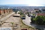 Byzantine walls and uptown Castle | Thessaloniki Macedonia | Greece  Photo 18 - Photo JustGreece.com