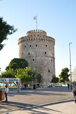 White Tower - Lefkos Pirgos | Thessaloniki Macedonia | Greece  Photo 2 - Photo JustGreece.com