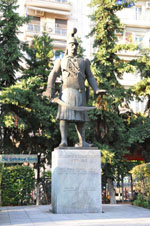 Statue Kolokotronis | Thessaloniki Macedonia | Greece  - Photo JustGreece.com