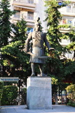 Statue Kolokotronis | Thessaloniki Macedonia | Greece  foto - Photo JustGreece.com