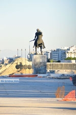 Statue Alexander the Great | Thessaloniki Macedonia | Greece  Photo 1 - Photo JustGreece.com