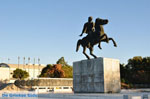 Statue Alexander the Great | Thessaloniki Macedonia | Greece  Photo 2 - Photo JustGreece.com