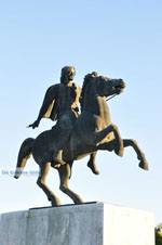 Statue Alexander the Great | Thessaloniki Macedonia | Greece  Photo 4 - Photo JustGreece.com