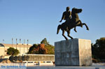 Statue Alexander the Great | Thessaloniki Macedonia | Greece  Photo 6 - Photo JustGreece.com