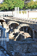 The ancient agora - Roman forum | Thessaloniki Macedonia | Greece  Photo 4 - Photo JustGreece.com