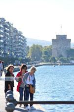 Boulevard harbour White Tower | Thessaloniki Macedonia | Greece  Photo 22 - Photo JustGreece.com