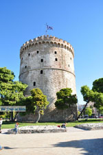 White Tower - Lefkos Pirgos | Thessaloniki Macedonia | Greece  Photo 23 - Photo JustGreece.com