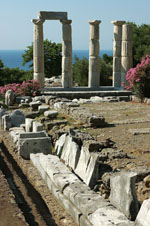 Acropolis on Samothrace (Samothraki) | Greece | Foto 1 - Photo JustGreece.com