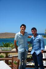 Photo with Ioulianos of Hotel Porto Raphael | Tinos Greece Photo 17 - Photo JustGreece.com
