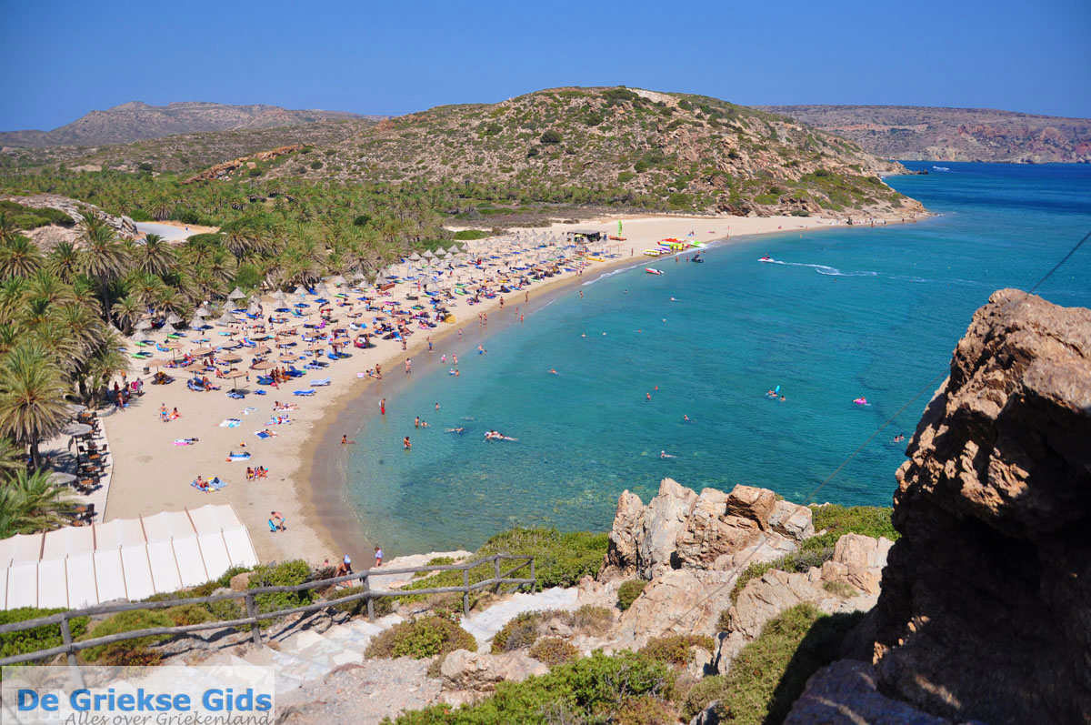 Vai Lassithi Prefecture   Holidays in Vai   Greece Guide