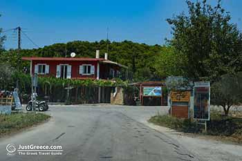 Anafonitria Zakynthos - Ionian Islands -  Photo 1 - Foto van JustGreece.com